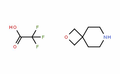 2-oxa-7-azaspiro[3.5]nonane (2,2,2-trifluoroacetate)