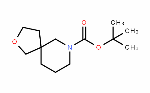 2-Oxa-7-azaspiro[4.5]Decane-7-carboxylic acid, 1,1-Dimethylethyl ester