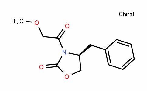 2-OxazoliDinone, 3-(2-methoxyacetyl)-4-(phenylmethyl)-, (4S)-