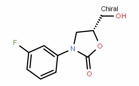 2-OxazoliDinone, 3-(3-fluorophenyl)-5-(hyDroxymethyl)-, (5R)-