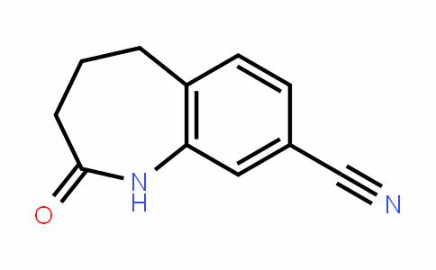 2-oxo-2,3,4,5-tetrahyDro-1H-benzo[b]azepine-8-carbonitrile