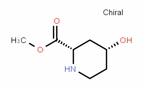 2-PiperiDinecarboxylicacid,4-hyDroxy-,methylester(9CI)