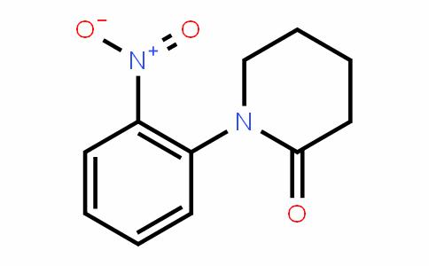2-PiperiDinone, 1-(2-nitrophenyl)-