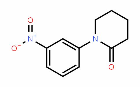 2-PiperiDinone, 1-(3-nitrophenyl)-