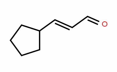 2-Propenal, 3-cyclopentyl-, (2E)-