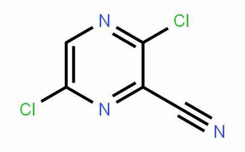 2-Pyrazinecarbonitrile, 3,6-Dichloro-