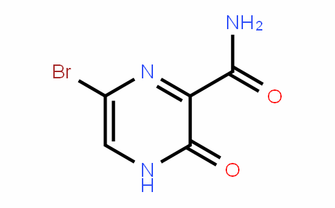 2-PyrazinecarboxamiDe, 6-bromo-3,4-DihyDro-3-oxo-