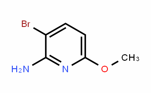 2-PyriDinamine, 3-bromo-6-methoxy-