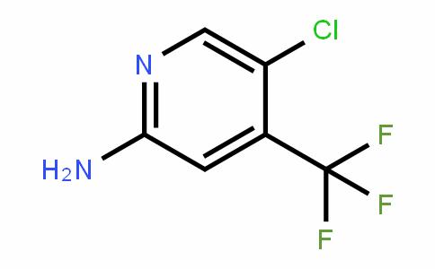 2-PyriDinamine, 5-chloro-4-(trifluoromethyl)-
