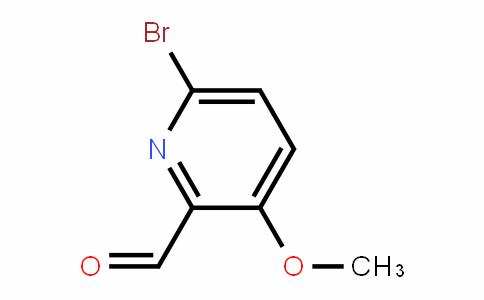 2-PyriDinecarboxalDehyDe, 6-bromo-3-methoxy-