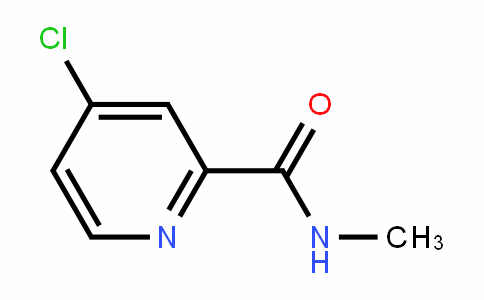 2-PyriDinecarboxamiDe, 4-chloro-N-methyl-