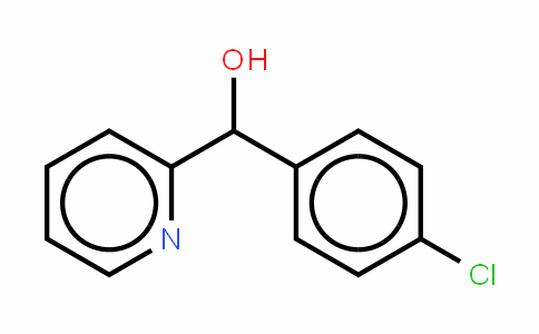 2-PyriDinemethanol, a-(4-chlorophenyl)-