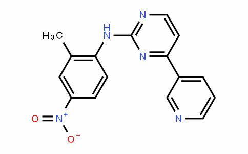 2-PyrimiDinamine, N-(2-methyl-4-nitrophenyl)-4-(3-pyriDinyl)-