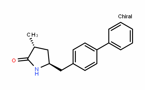 2-PyrroliDinone, 5-([1,1'-biphenyl]-4-ylmethyl)-3-methyl-, (3R,5S)-