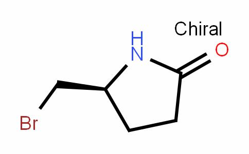 2-PyrroliDinone, 5-(bromomethyl)-, (5S)-