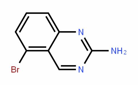 2-Quinazolinamine, 5-bromo-
