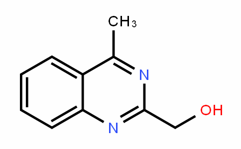 2-Quinazolinemethanol, 4-methyl-