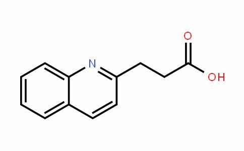 2-Quinolinepropanoic acid