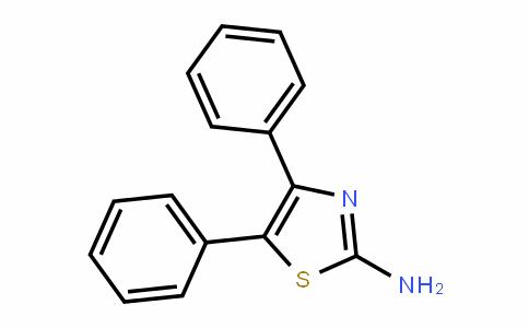 2-Thiazolamine, 4,5-Diphenyl-