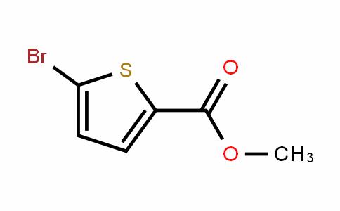 2-Thiophenecarboxylic acid, 5-bromo-, methyl ester