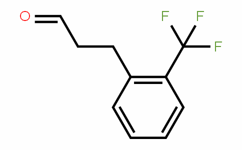 3-(2-(trifluoromethyl)phenyl)propanal