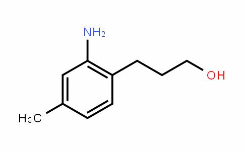 3-(2-amino-4-methylphenyl)propan-1-ol