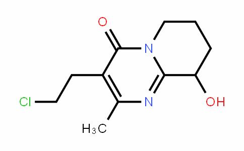 3-(2-Chloroethyl)-6,7,8,9-tetrahyDro-9-hyDroxy-2-methyl-4H-pyriDo[1,2-a]pyrimiDin-4-one