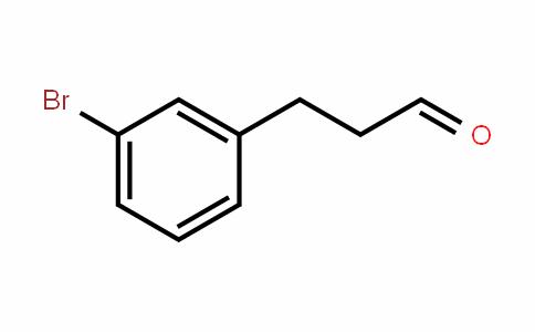 3-(3-bromophenyl)propanal