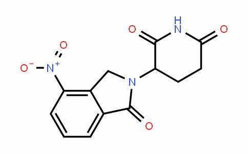 3-(4-Nitro-1-oxo-1,3-DihyDroisoinDol-2-yl)piperiDine-2,6-Dione