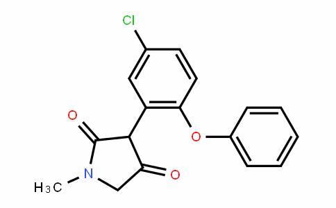 3-(5-chloro-2-phenoxyphenyl)-1-methylpyrroliDine-2,4-Dione