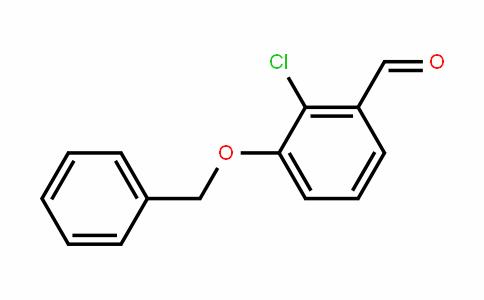 3-(benzyloxy)-2-chlorobenzalDehyDe