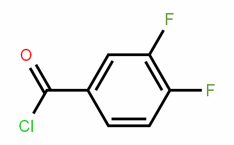 3,4-Difluorobenzoyl chloriDe