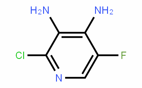 3,4-PyriDineDiaMine, 2-chloro-5-fluoro-