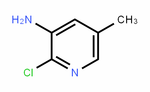 3-AMino-2-chloro--5-MethylpyriDine