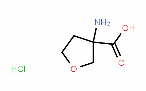3-AminotetrahyDrofuran-3-carboxylic acid (HyDrochloriDe)