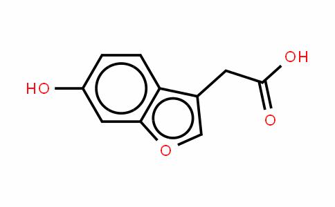 3-Benzofuranacetic acid, 6-hyDroxy-