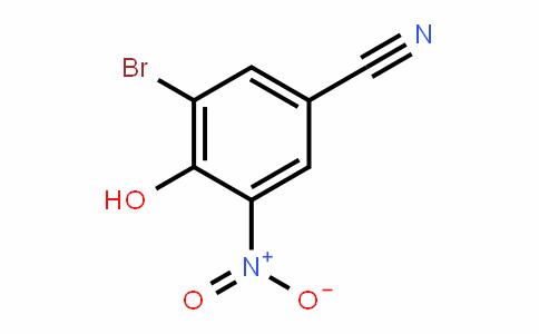 3-broMo-4-hyDroxy-5-nitrobenzonitrile