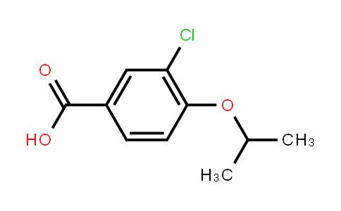 3-氯-4-异丙氧基苯甲酸