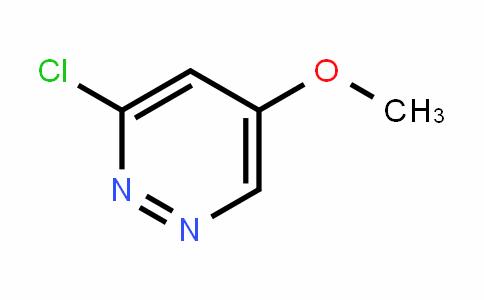 3-氯-5-甲氧基哒嗪