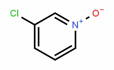 3-氯吡啶 N-氧化物
