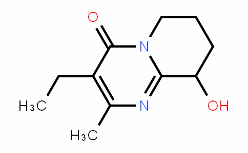 3-ethyl-9-hyDroxy-2-methyl-6,7,8,9-tetrahyDro-4H-pyriDo[1,2-a]pyrimiDin-4-one