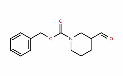 3-ForMyl-piperiDine-1-carboxylic acid benzyl ester