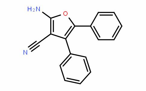 3-Furancarbonitrile, 2-amino-4,5-Diphenyl-