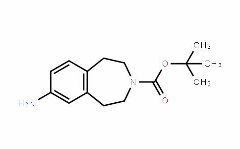 3-BOC-7-氨基-1,2,4,5-四氢苯并[D]氮杂卓