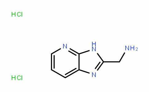 3H-ImiDazo[4,5-b]pyriDine-2-methanamine (hyDrochloriDe)(1:2)