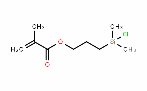 3-M3-METHACRYLOXYPROPYLDIMETHYLCHLOROSILANE