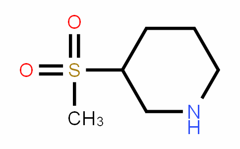 3-Methanesulfonyl-piperiDine