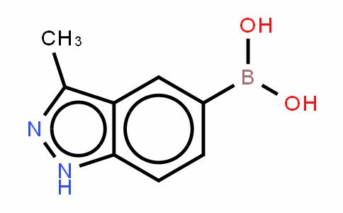 3-Methyl-1H-inDazol-5-yl-5-boronic acid