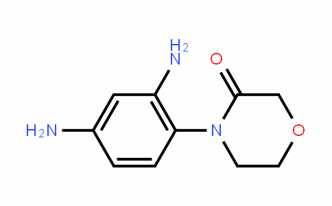 3-Morpholinone, 4-(2,4-DiaMinophenyl)-