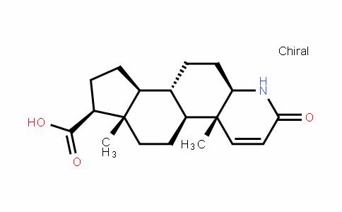 1-雄烯-3-酮-4-杂氮-17b-羧酸